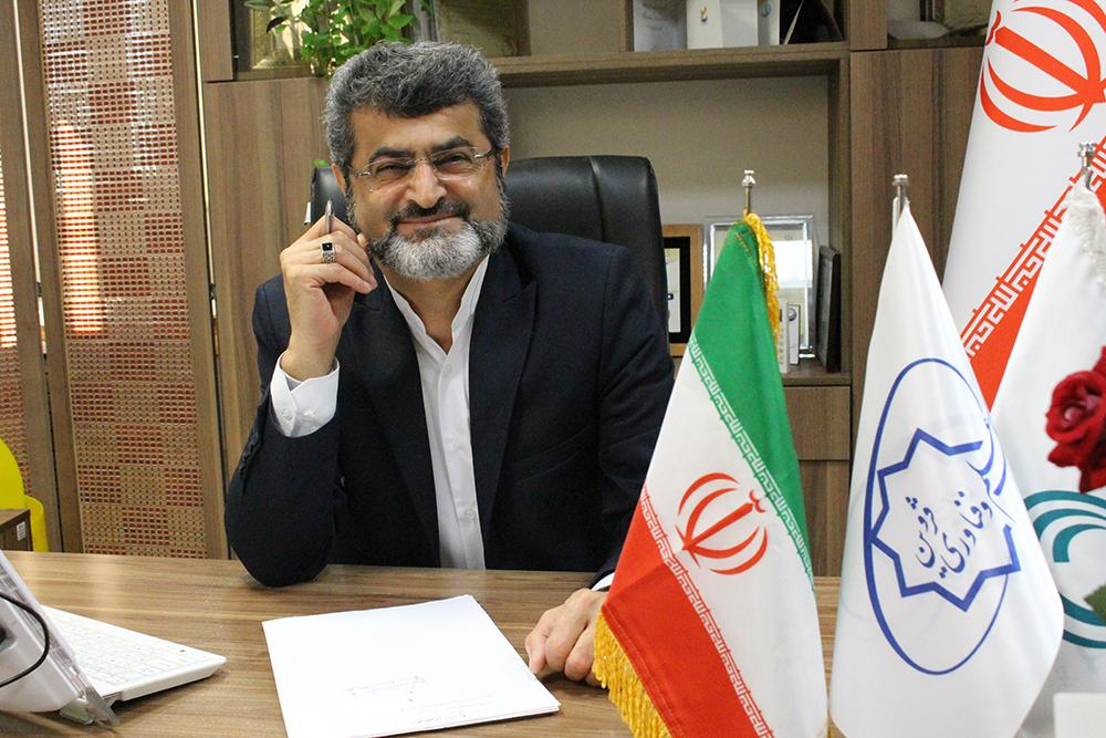 پیام تبریک رئیس پارک علم و فناوری قزوین به مناسبت عید سعید فطر