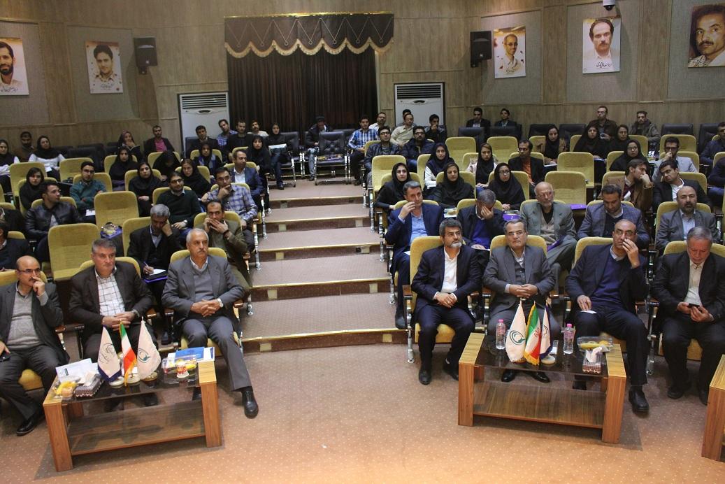 مراسم تجلیل از فناوران و ایده پردازان پارک علم و فناوری استان برگزار شد