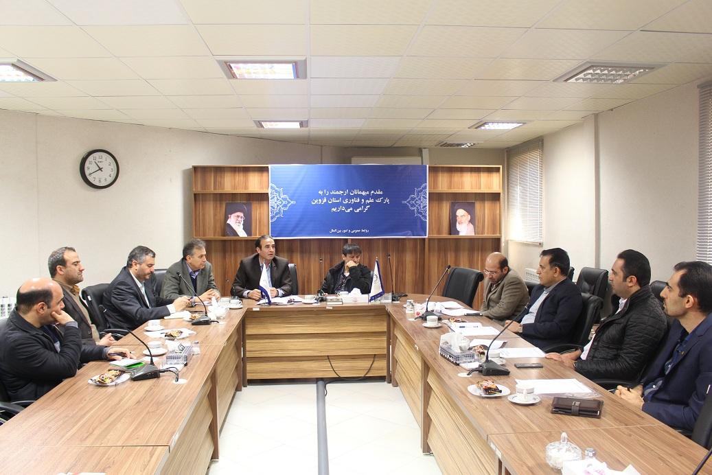 اولین جلسه کمیته راهبردی مرکز توانمندسازی و تسهیل گری کسب و کارهای نوپای فاوا استان برگزار شد