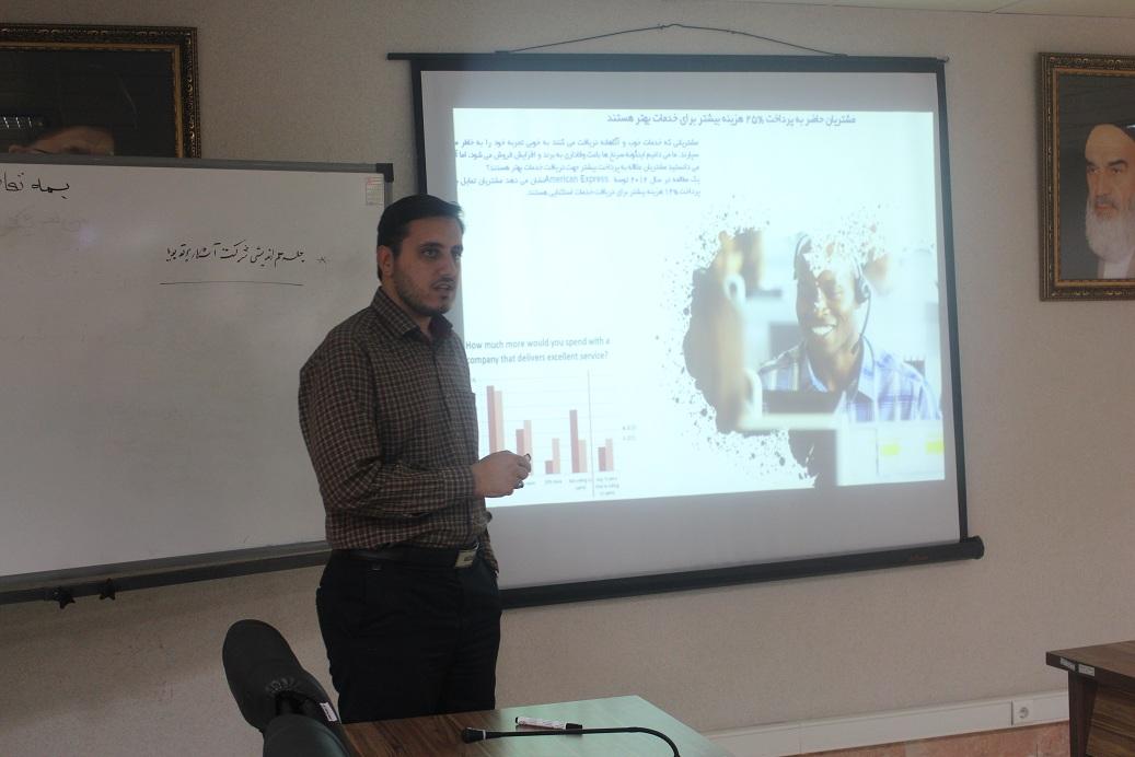 برگزاری سومین جلسه هم افزایی همکاران ستادی پارک علم و فناوری قزوین