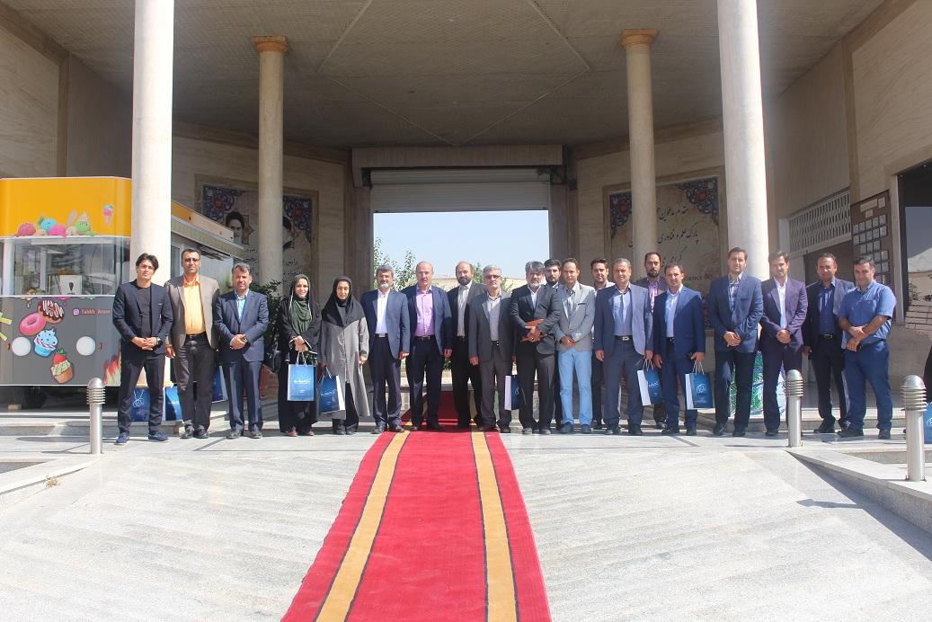 نشست مشترک اعضای شورای شهر و ستاد پارک علم و فناوری قزوین برگزار شد