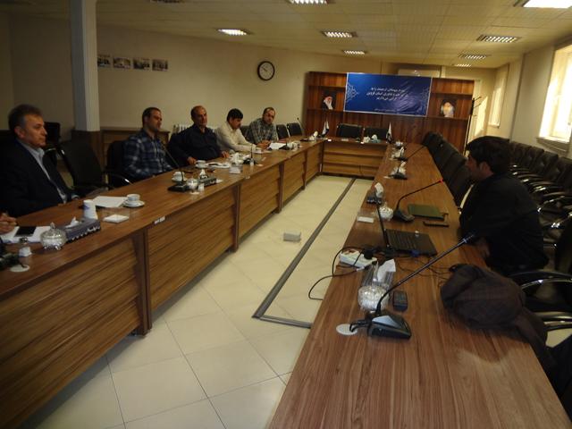 برگزاری بیست و هشتمین جلسه شورای مرکز رشد پارک علم و فناوری